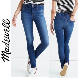 Madewell High Rise Skinny Jeans 9215